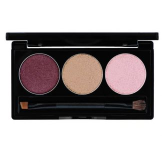 mineralogie Trio Pressed Eye Shadow - License to Kill