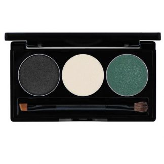 mineralogie Trio Pressed Eye Shadow - Shaken not Stirred